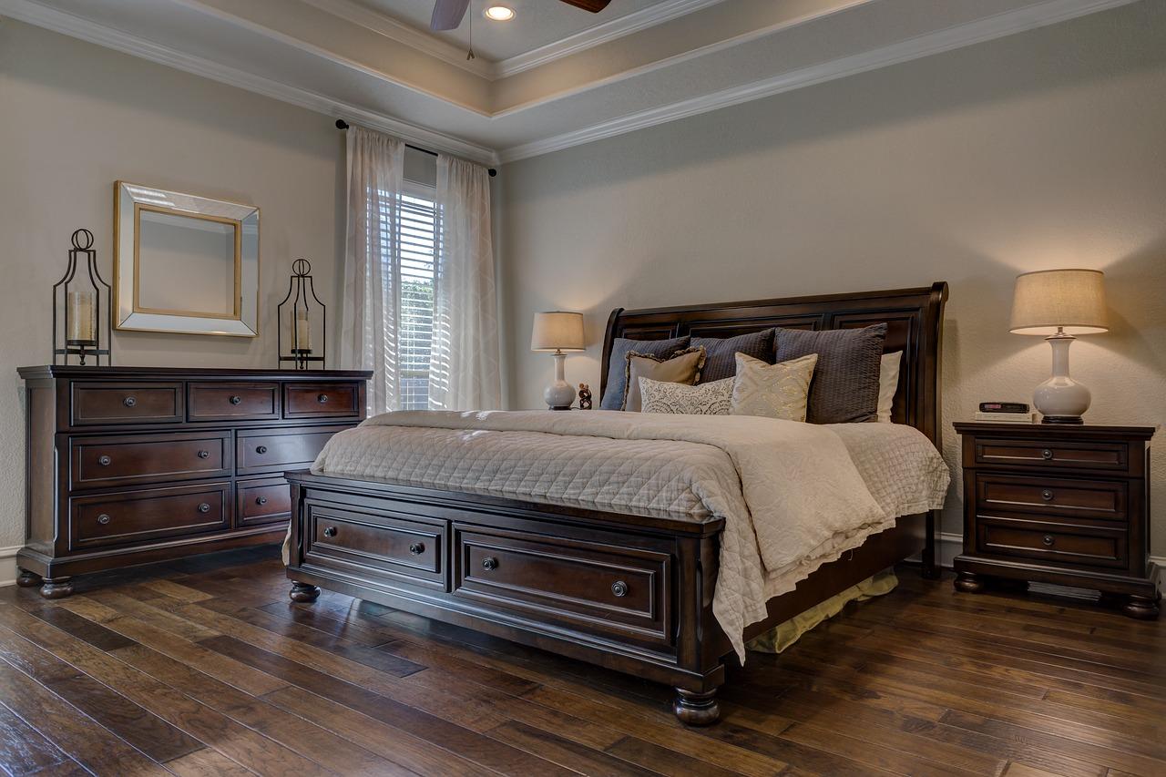 Jakie lampy nadają się do sypialni?
