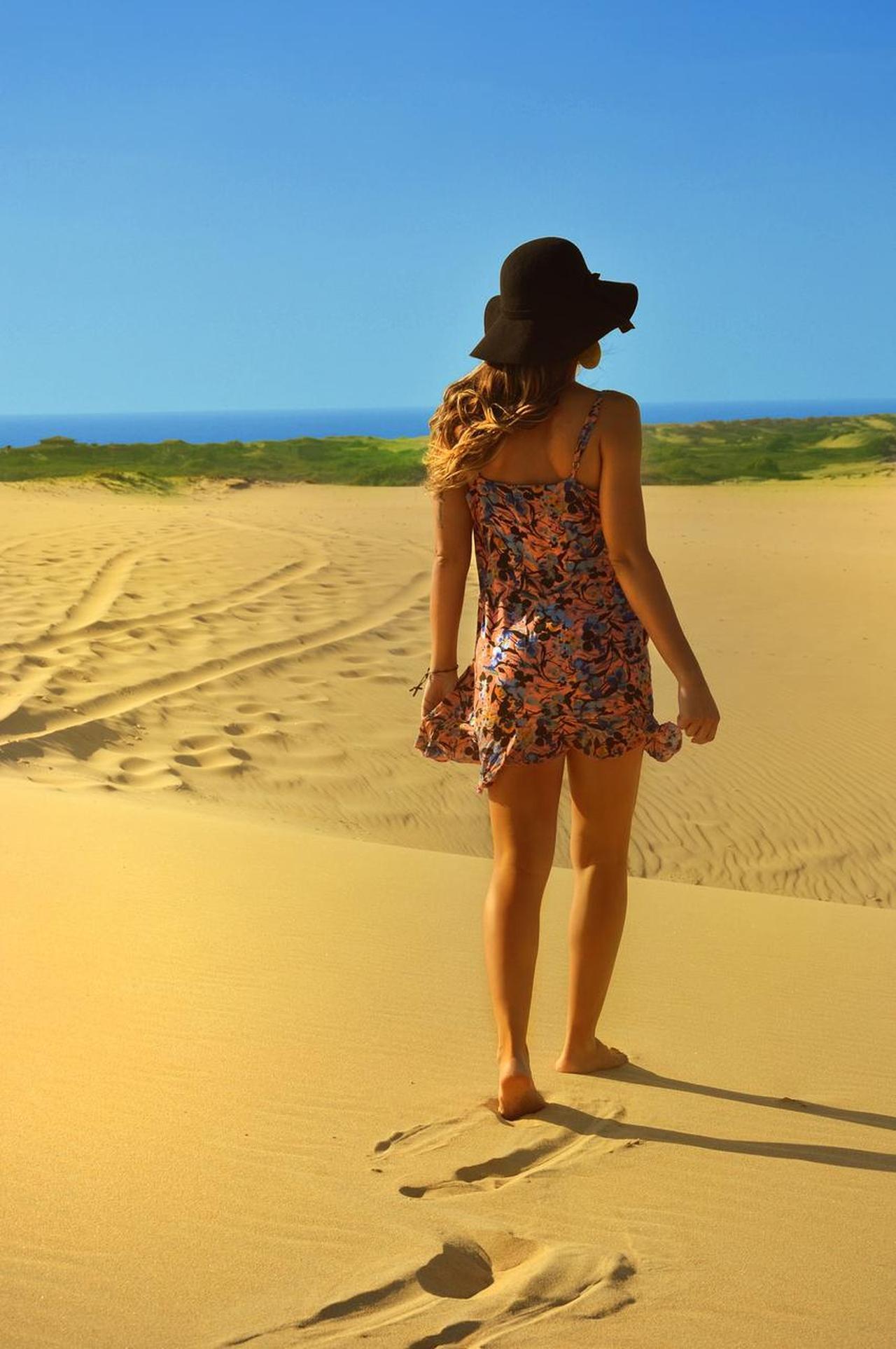 Kobieca odzież na lato
