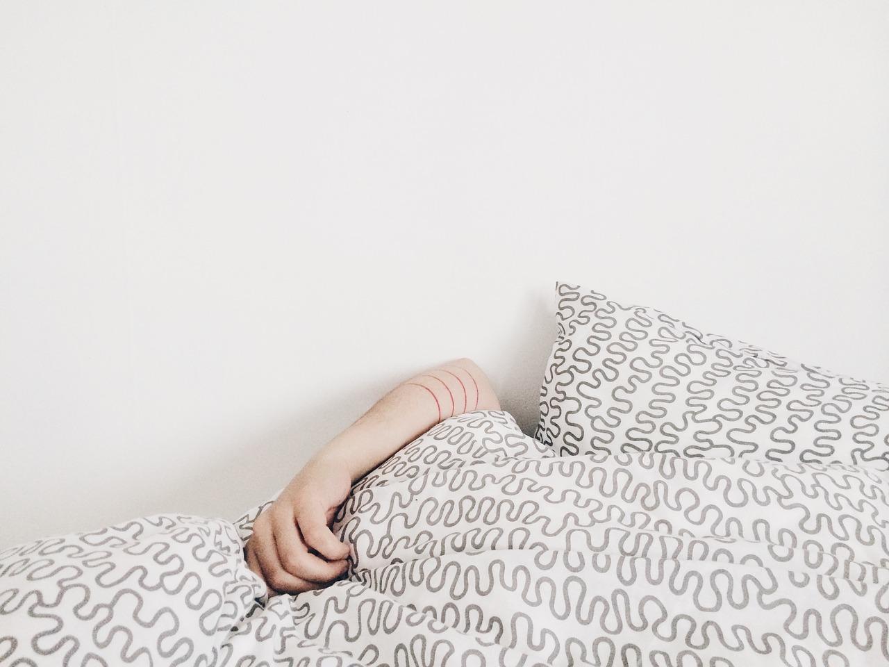 Co wpływa na dobry sen?