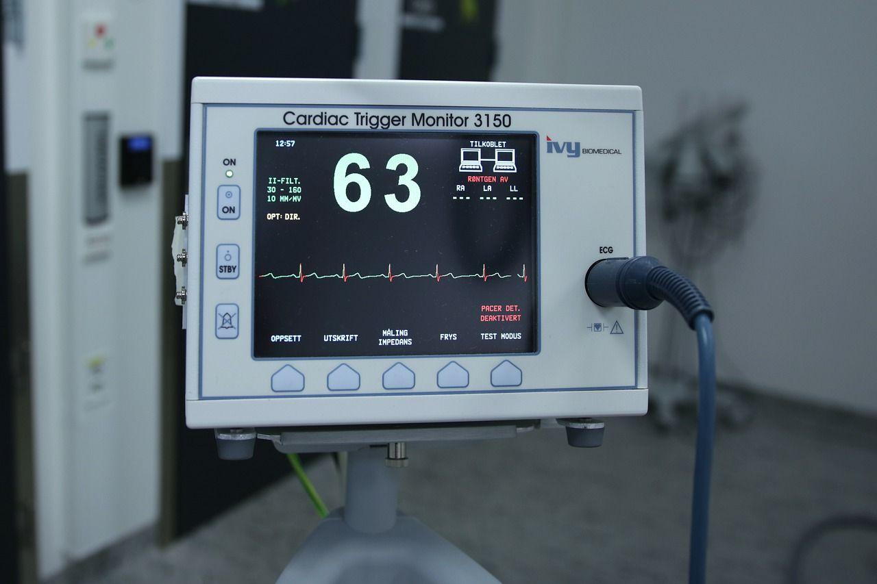 Jaki sprzęt znajduje się w szpitalu?