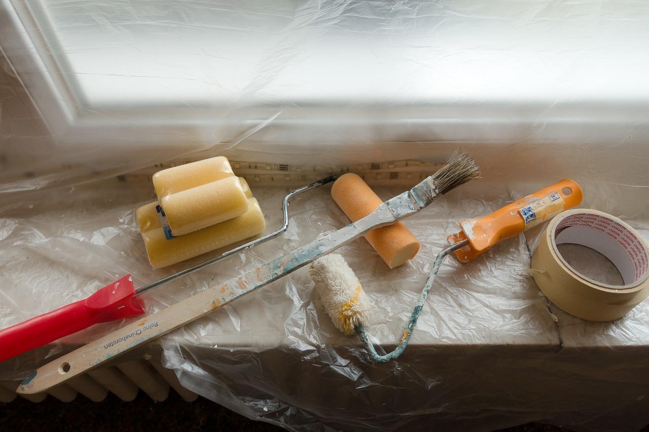 Gruntowny remont mieszkania – co się przyda?