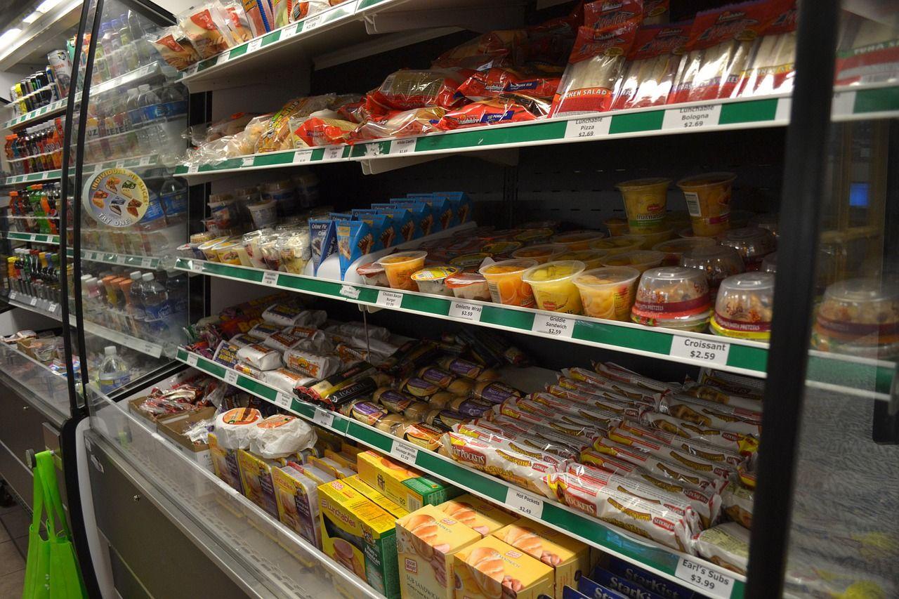 Czego używa się do pakowania żywności?