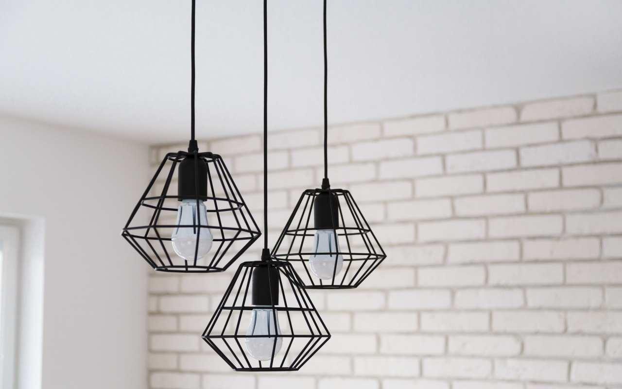 Nowoczesne modele lamp