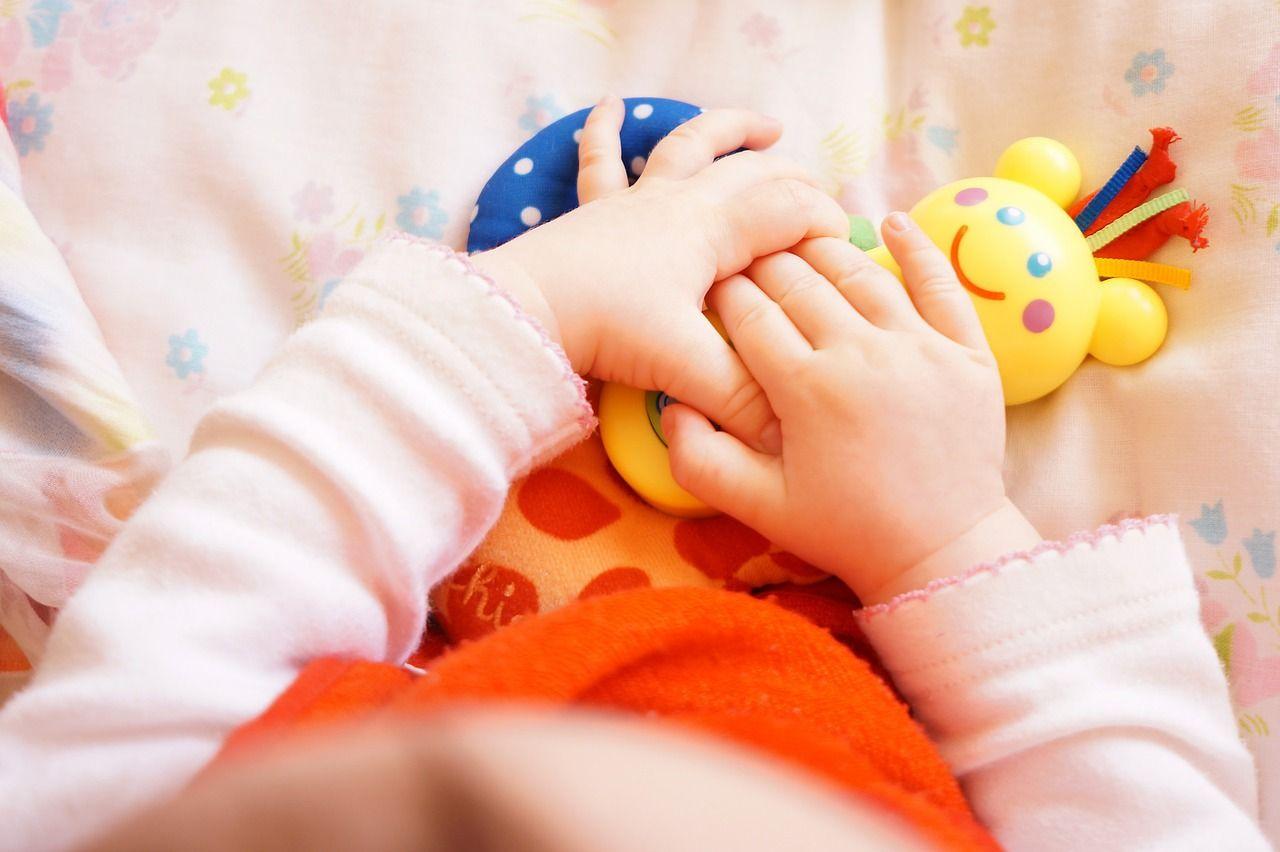 Gadżety dla niemowlaków