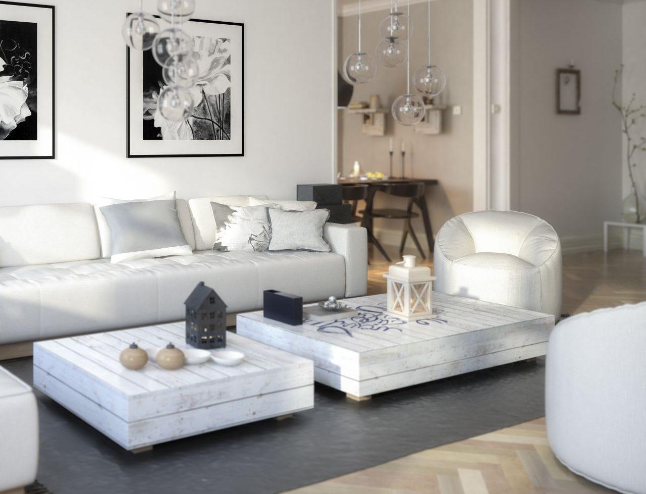 Jak w prosty sposób uatrakcyjnić wnętrze mieszkania?