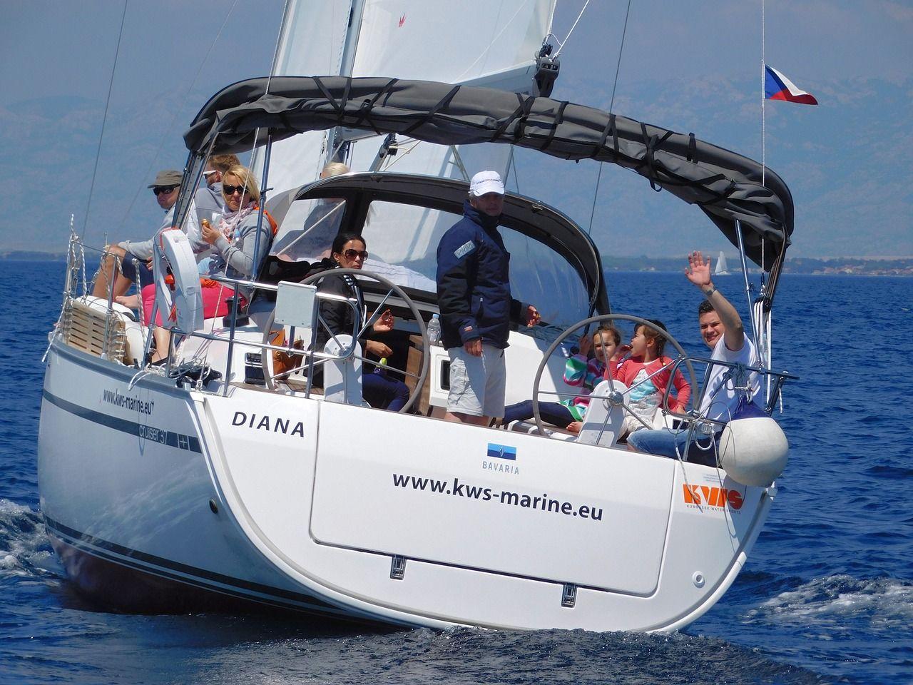 Jak wyposażony jest czarterowany jacht?