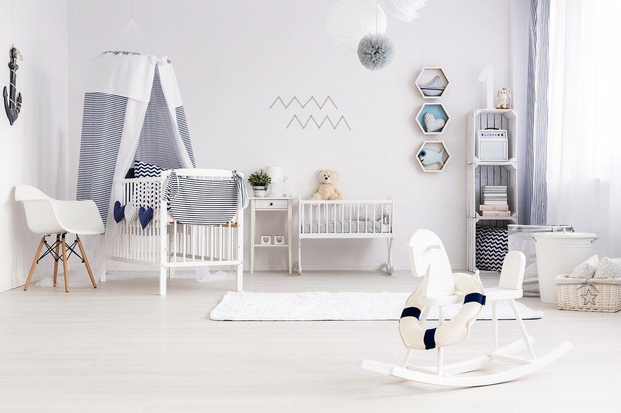 Jak zaaranżować przestrzeń w domu na przyjście nowonarodzonego dziecka?