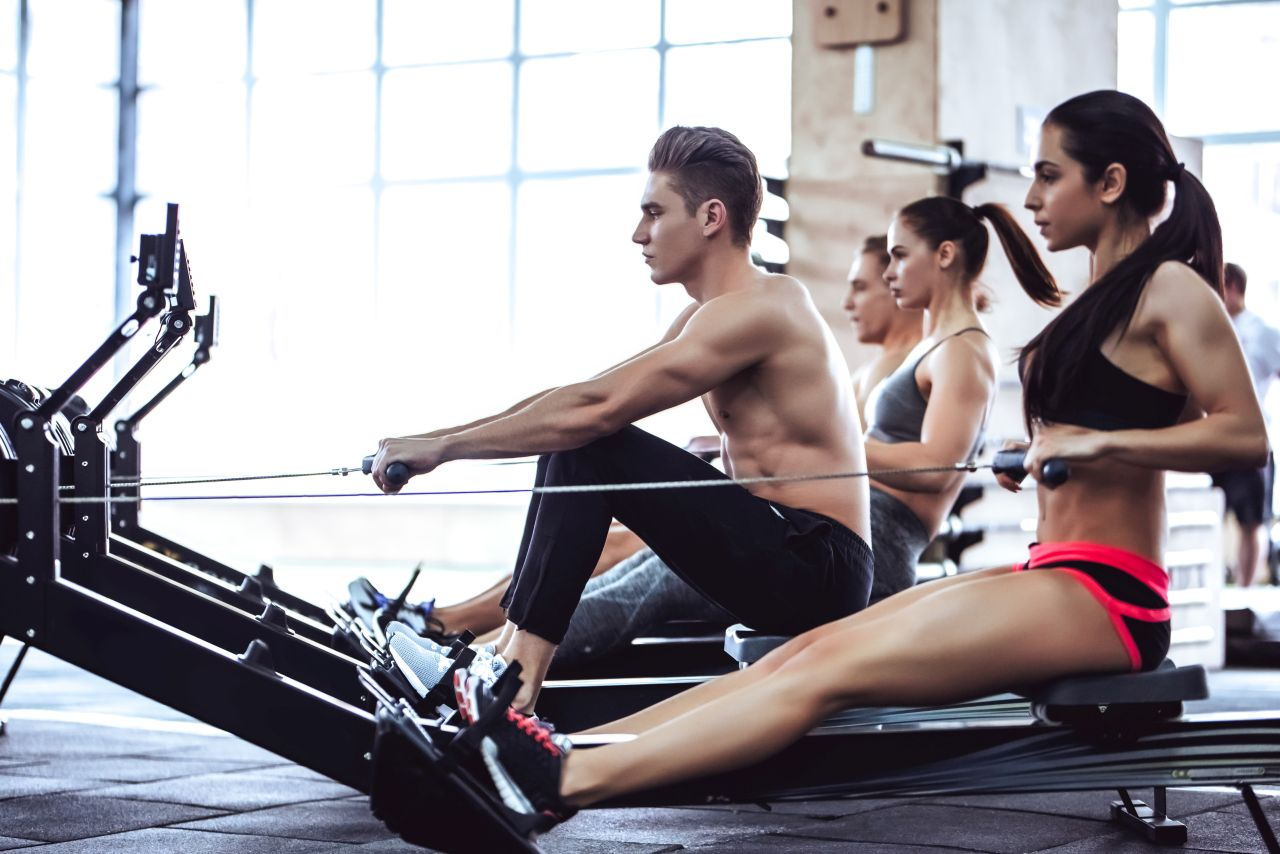 Czy trening na siłowni może pomóc w niwelowaniu stresu?