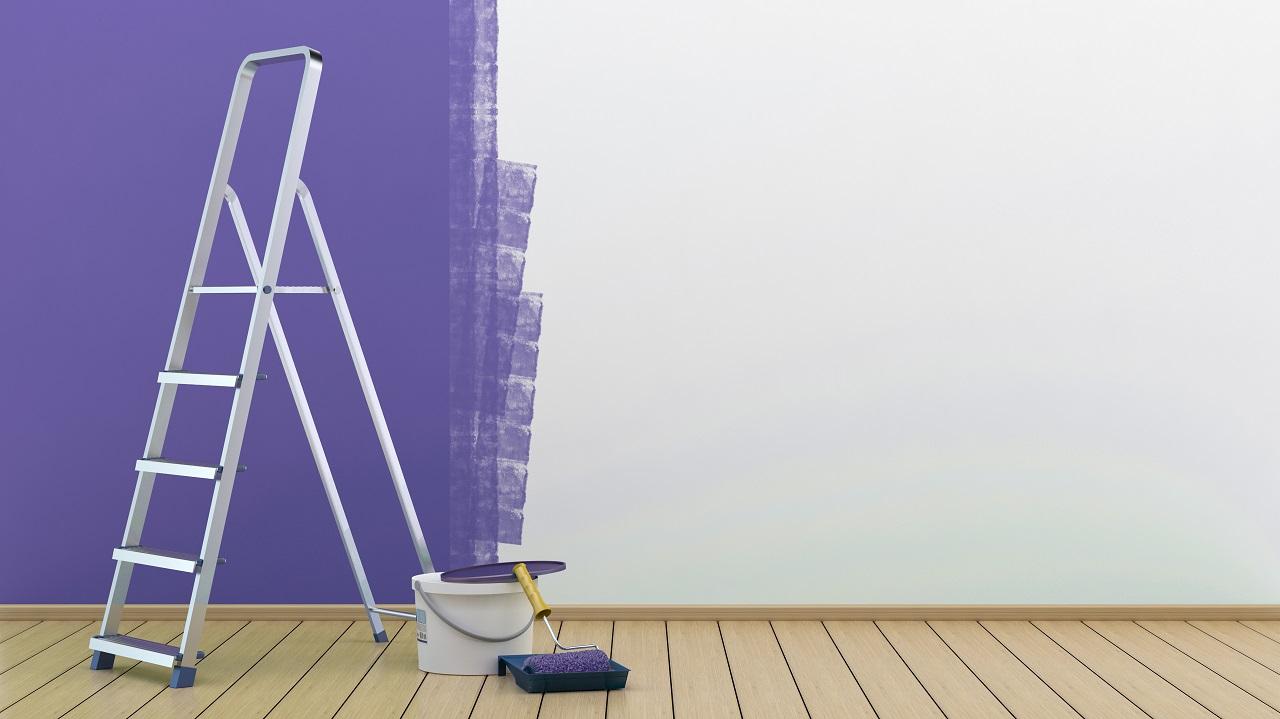 Przygotowujemy ściany do malowania