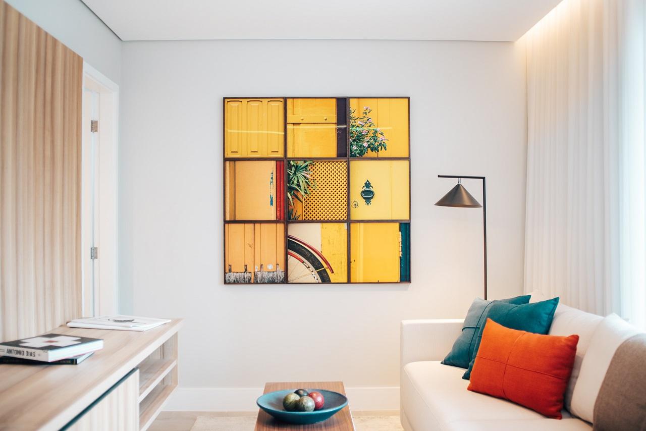 Proste, ale efektowne dekoracje do mieszkania