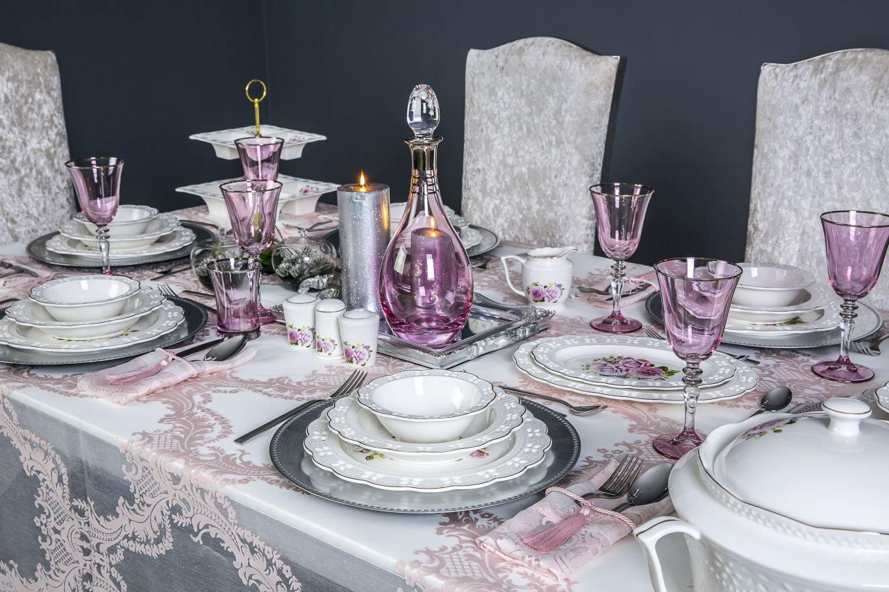 Z ilu elementów powinna składać się zastawa stołowa?