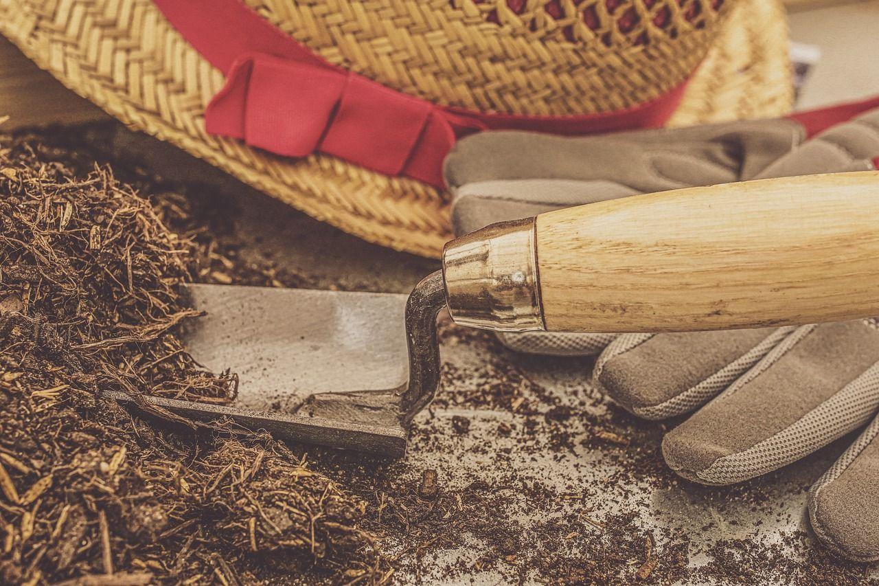 Jak przechowywać narzędzia ogrodowe?