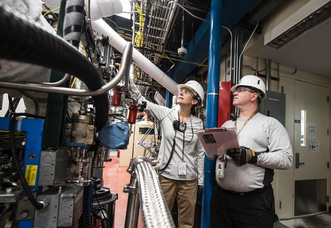 Jakiego typu jednostki napędowe używa się branży przemysłowej?