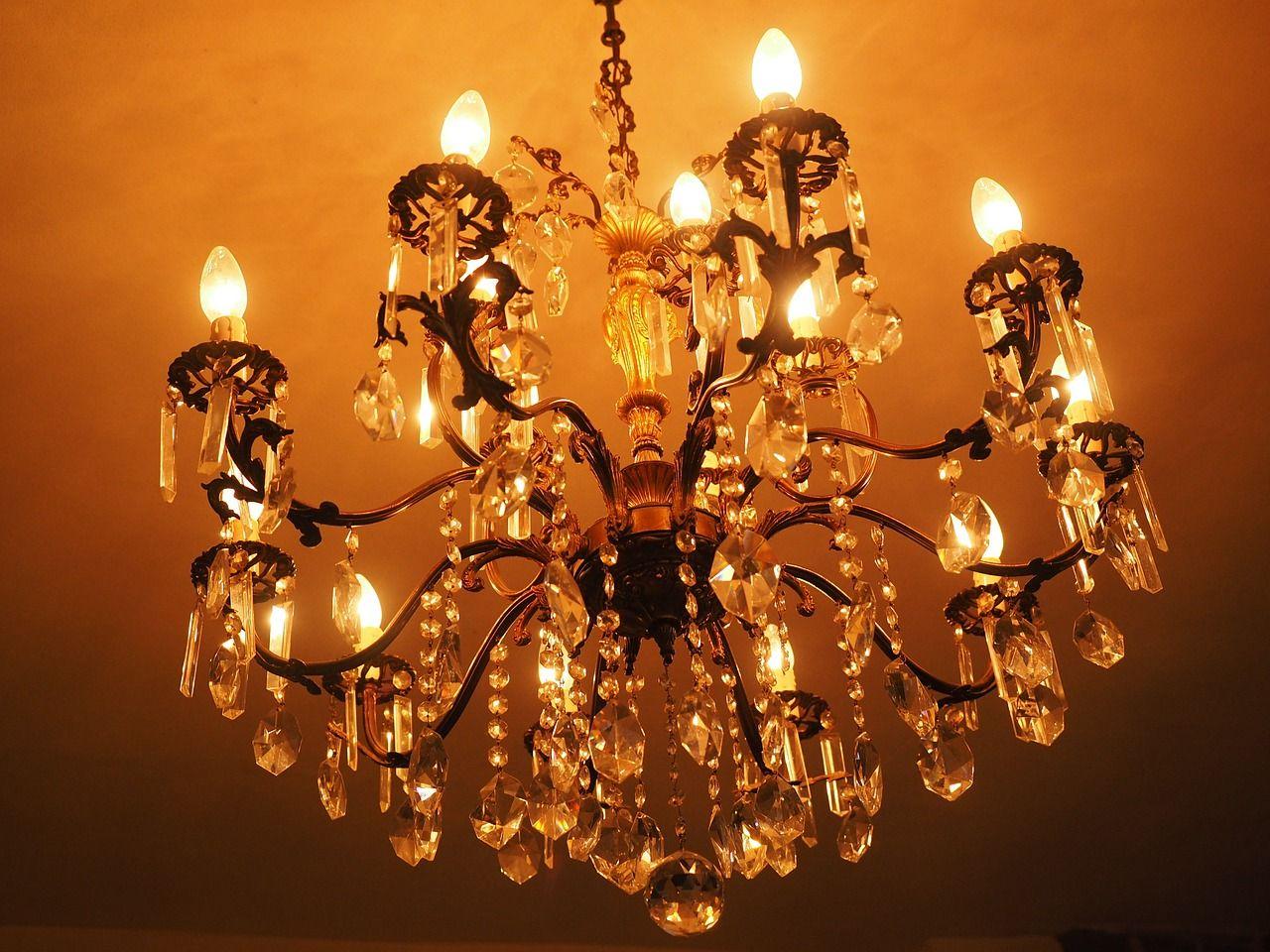 Lampa – ważny element wystroju wnętrza