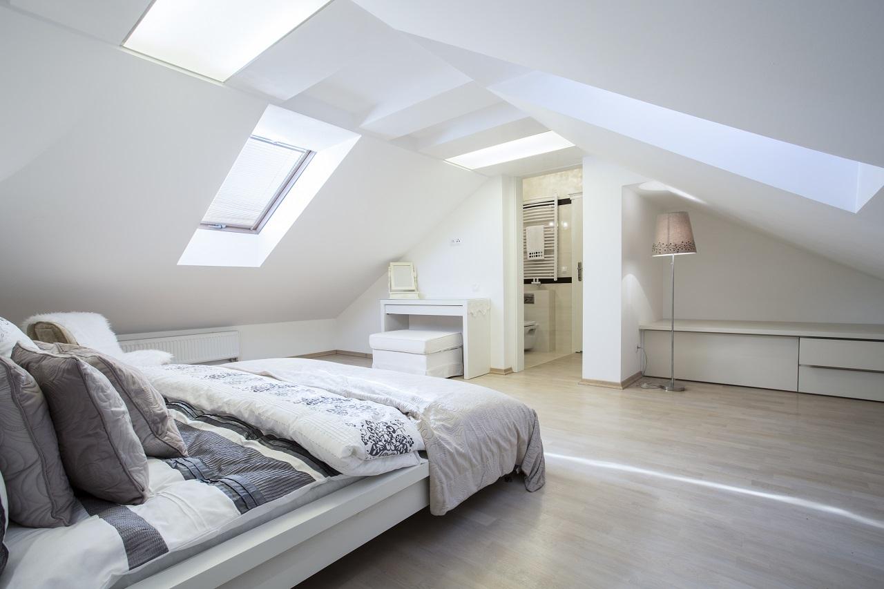Czy warto zagospodarować poddasze w nowo wybudowanym domu?