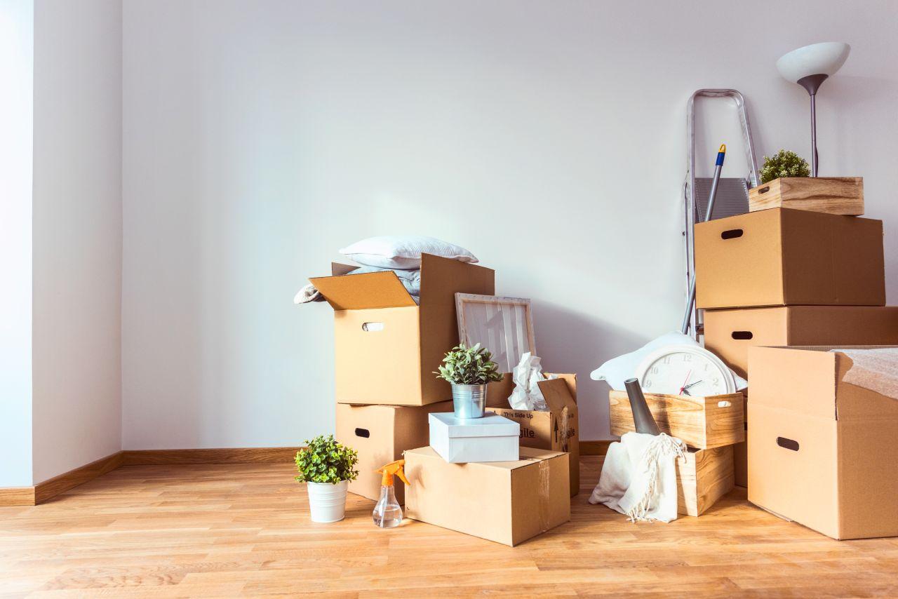 W co warto zaopatrzyć się przed przeprowadzką do nowego domu?